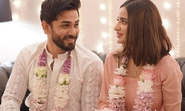 Actress Saboor Ali and Ali Ansari Engagement Date Announced