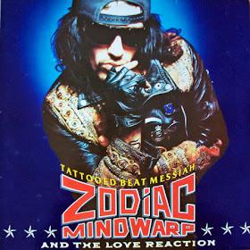 Zodiac Mindwarp & the Love Reaction's Tattooed Beat Messiah