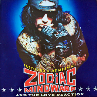 Zodiac Mindwarp & the Love Reaction's Tattooed Beat Messiah