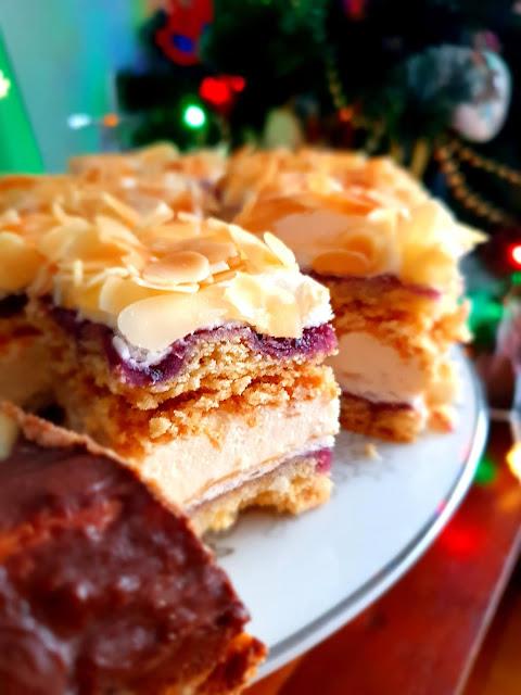 pani walewska,pychotka,sernik tysiąca smakó, ciasta na święta, ciasta na kounię, ciasta najlepsze, łatwe ciasta,z kuchni do kuchni
