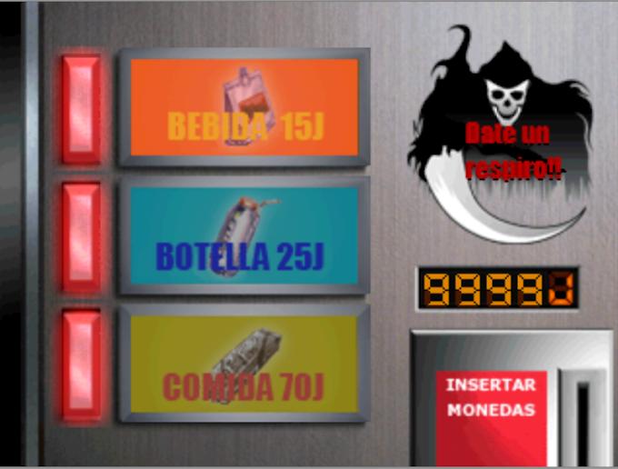 Testing bugs. Countdown Vampires 100% (Hay un problema)