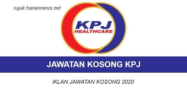 Jawatan Kosong KPJ Healthcare ~ Pahang