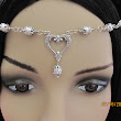 White Pearl Headpiece