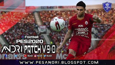 NEW Andri Patch V9.0 AIO Season 2021 - PES 2020