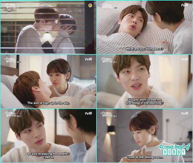 Hyun Min and Ha won kiss - Cinderella and Four Knights - Episode 4 Review