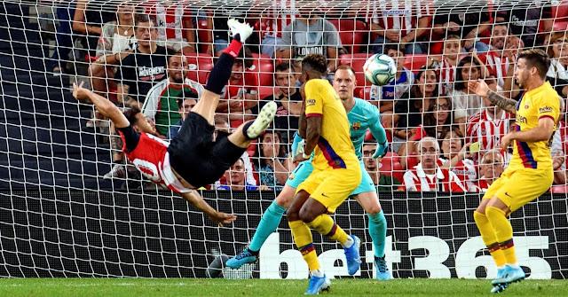 La Liga   İşte ilk haftanın sonuçları...
