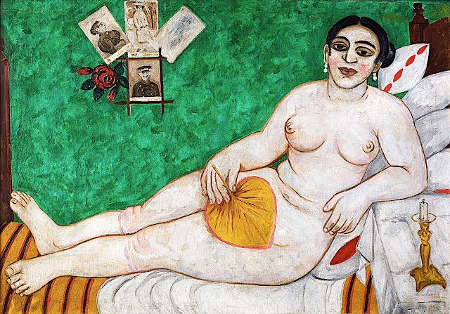Michail Fëdorovič Larionov: Venere ebrea