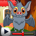 G4K Vampire Bat Rescue Game Walkthrough