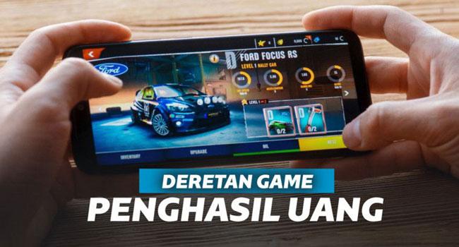 14 Game Android Penghasil Uang Real, Terbaik!