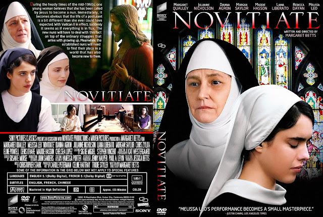 Novitiate DVD Cover