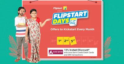 Flipkart Flipstart Sale Day