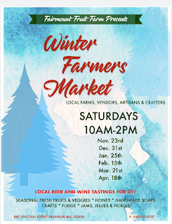 Winter Farmers Market - Mar 21 - Cancelled