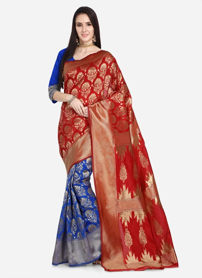8 TYPES OF INDIAN SAREE STYLES and DESIGNS FOR EVERY OCCASION