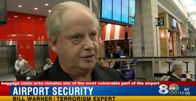 Expert talks with News Channel 8 about TIA security