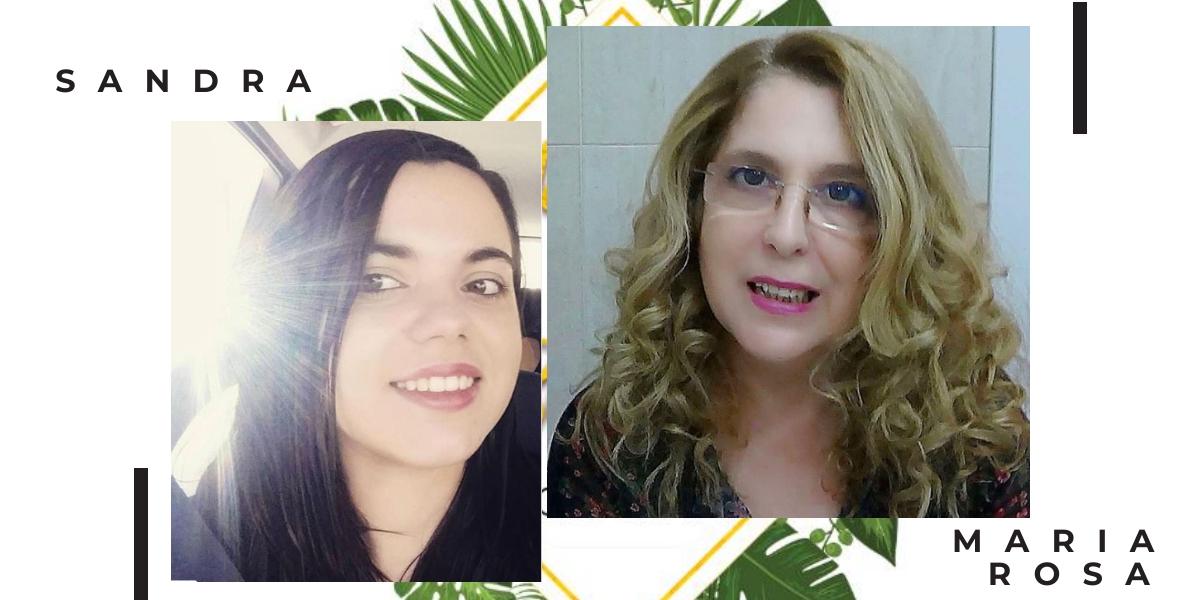 SANDRA Y MARIA ROSA
