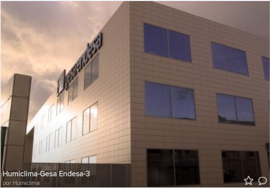 Humiclima humiclima proyecto e instalaciones en oficinas for Oficinas endesa