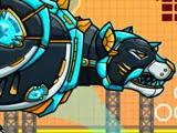 لعبة الشرطي الروبوت النمر الحديدي أون لاين