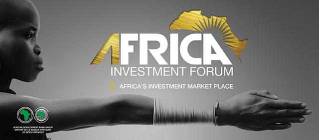 AFRICA INVESTMENT FORUM |  Reprogrammé en 2021