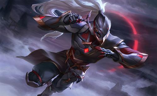Ngọc tím sẽ giúp đỡ Hayate thả diều kẻ địch tuyệt hơn
