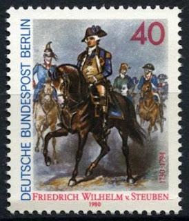 Berlin 1980 Friedrich Wilhelm Von Steuben