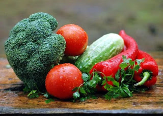 healthy eating for a fresh skin