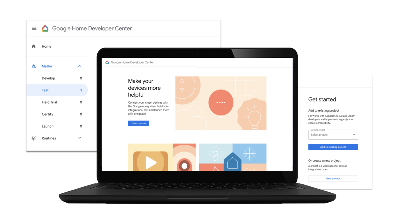 image of Smart Home Developer Center