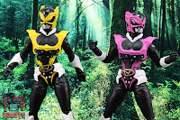Power Rangers Lightning Collection Psycho Rangers 69
