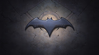 Batman Logo Background