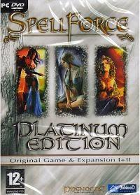capa - SpellForce 2 Platinum Edition – PC – WaLMaRT