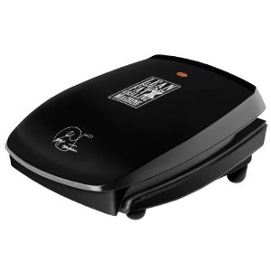 George Foreman Nonstick Grill GR20B Family Size
