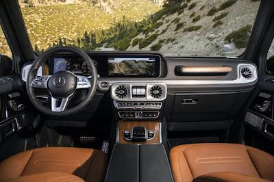 Carshighlight.com - 2020 Mercedes Benz G-Class