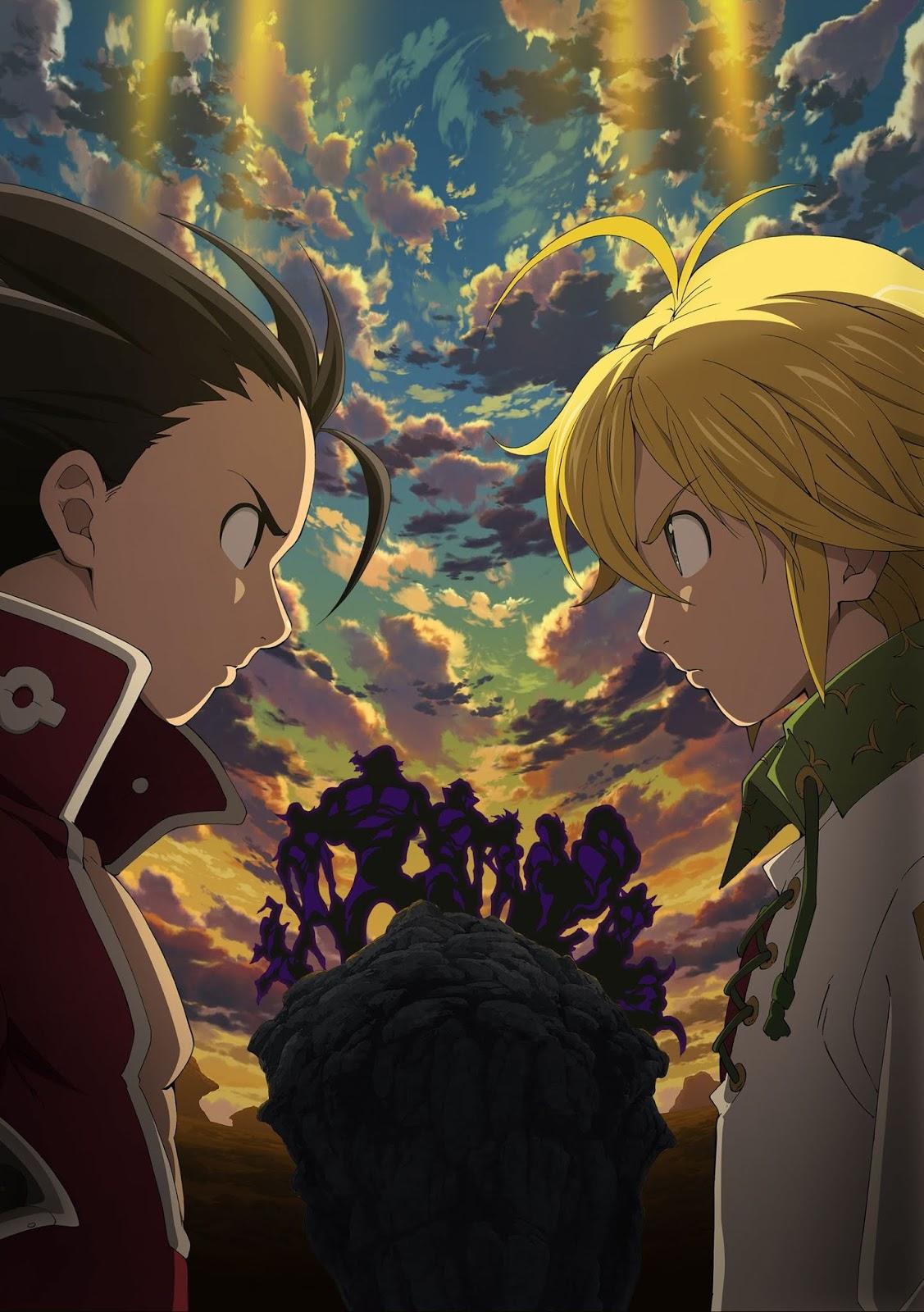 Nanatsu no Taizai: Imashime no Fukkatsu 24/24 [Latino y Castellano][HD Ligero][MEGA 2 LINKS]
