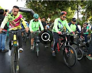 NU Ajak Pemerintah Kota Makassar Untuk Olah Raga Bersama