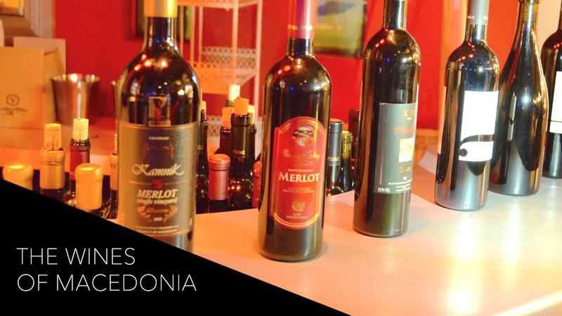 Χρησιμοποιούν «Μακεδονία», «Θράκη» και «Αιγαίο» για να προωθήσουν τα κρασιά τους