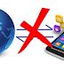 Cara menonaktifkan Akses Internet di Aplikasi Android