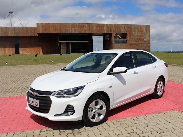 Novo Onix 2020 Sedan (plus)