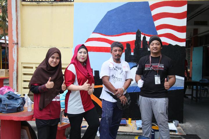 Keistimewaan Muslim Volunteer Malaysia