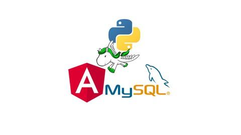 Coupon Gratis : Angular 12, Python Django and MySQL Full-Stack App - Dalam Belajar