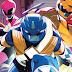 Prévia da edição final de Power Rangers e Tartarugas Ninja revela novo Megazord