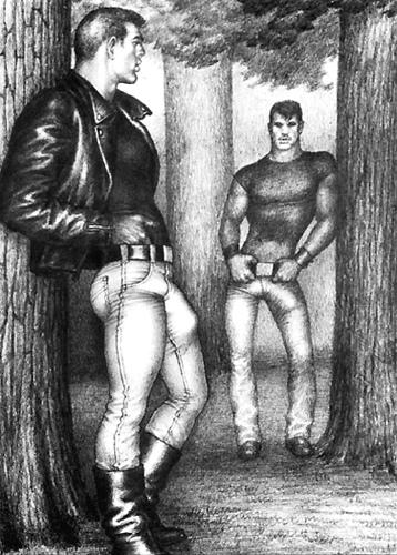etienne art gay bodybuilders