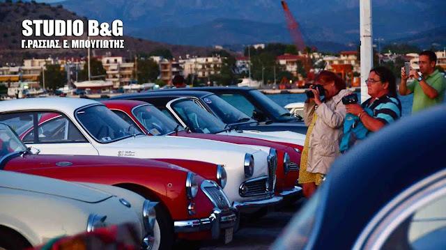 Αγώνας Ακριβείας Ιστορικών Αυτοκινήτων Arcadia Classic Tour 2018