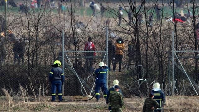 Οι κινήσεις - ματ της Ελλάδας στα ελληνοτουρκικά σύνορα