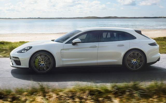 Porsche apresenta o Panamera Sport Turismo Híbrido