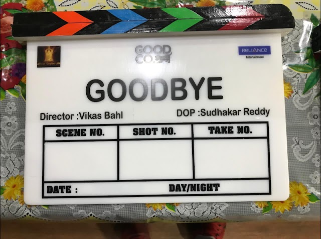 Good Bye Movie: Amitabh Bachchan and Rashmika Mandanna Starrer New Film