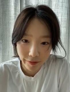 snsd taeyeon instagram live