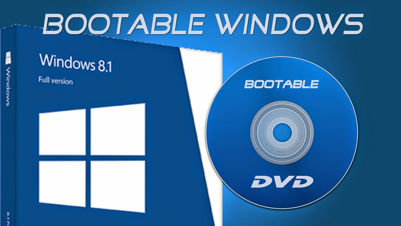 how to make an iso bootable dvd