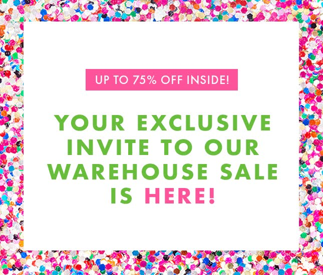 marleylilly warehouse sale
