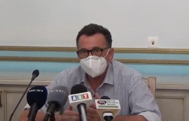 Διευθυντής Δημόσιας Υγείας Πελοποννήσου για την πανδημία: Η εικόνα αυτή τη στιγμή λίγο πριν από το Πάσχα δεν είναι καλή (βίντεο)