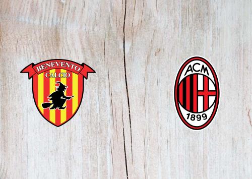 Benevento vs Milan -Highlights 03 January 2021