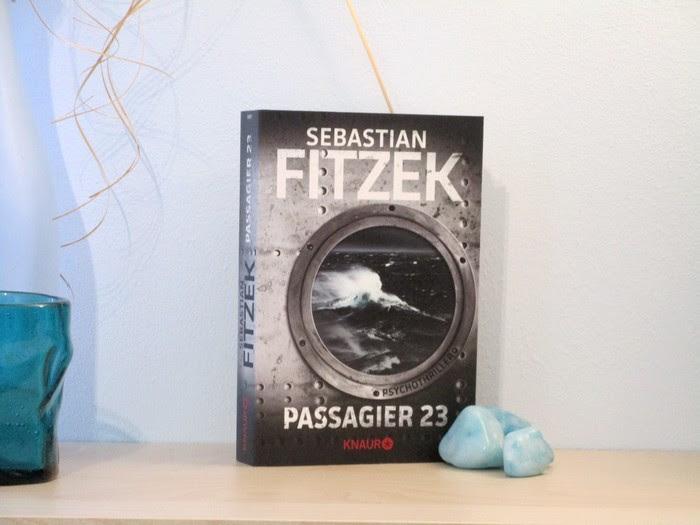 Passagier 23 von Sebastian Fitzek